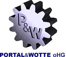 Logo Portal & Wotte